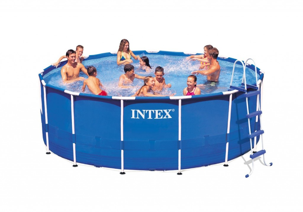 Above Ground Swimming Pool Clearance Super Hot Intex 15 X 48 Metal Frame Swimming Pool