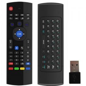 Aerb Wireless Keyboard & Infrared Remote Control