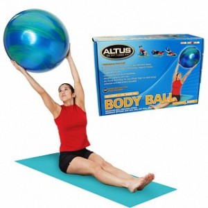 Altus Weighted Body Ball