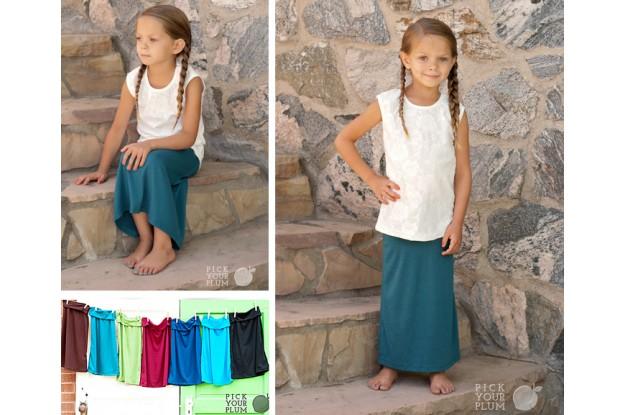 Child Maxi Skirts