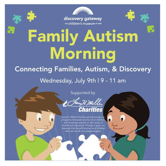 Discovery Gateway Autism Day