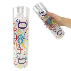 Double Wall Insulated Wide-Mouth Sport Bottle