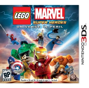 Lego: Marvel Game $19 99 – Playstation 3, Nintendo 3DS, and