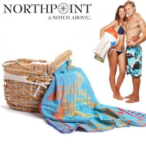 North Point Beach Towels