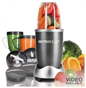 NutriBullet 12 pc. 600 Watt Superfood Nutrition Extractor Blender Set 294x300 NutriBullet 12 pc. 600 Watt Superfood Nutrition Extractor & Blender Set for $67.83 (Reg $119.99)! Plus Get $10 Kohls Cash!