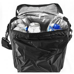 Nylon 12 Can Size Cooler Bag