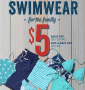 Old Navy Swimwear