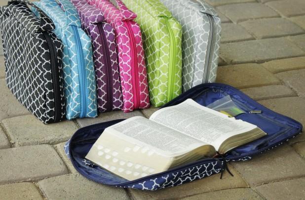 Quatrefoil Scripture Cases