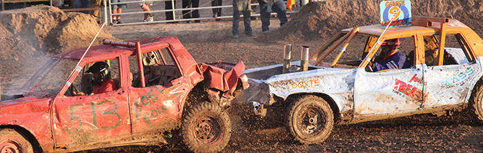 Salt Lake County Fair's Demolition Derby Discounted Tickets