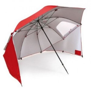 Sport Brella Umbrella Portable Sun and Weather Shelter 300x296 Sport Brella Umbrella   Portable Sun and Weather Shelter for $35.99 (Reg $59.99)!