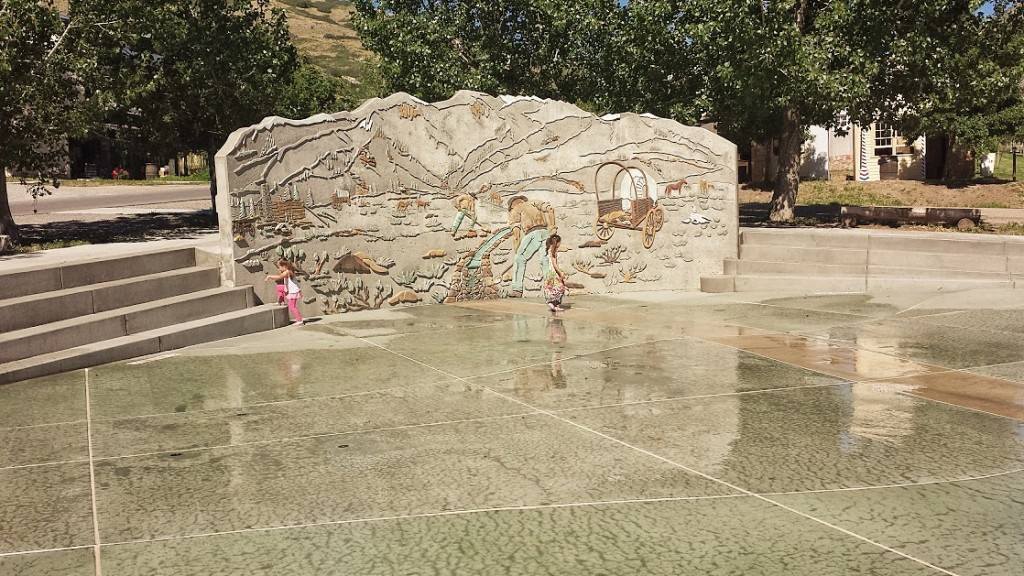 This is the Place Splash Pad