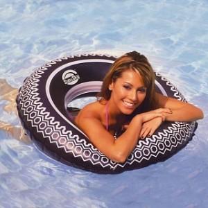 Tire Swim Tube