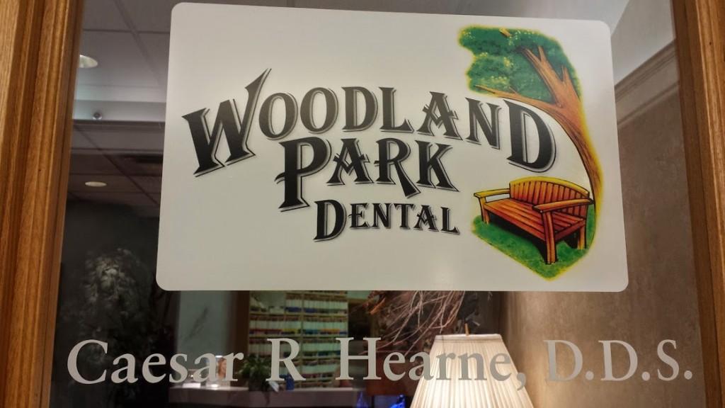 Woodland Park Dental Door