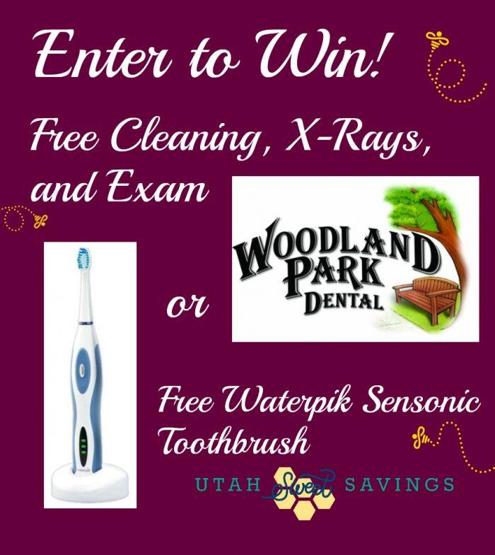 Woodland Park Dental Giveaway