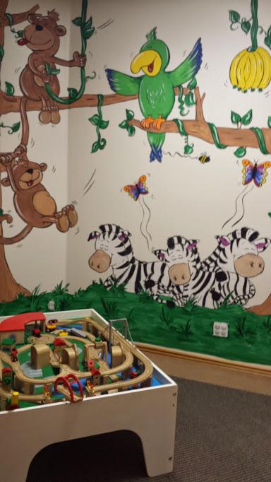 Woodland Park Dental Play Area
