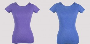 button top basic tees