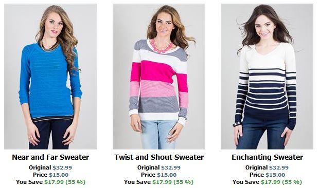 downeast sweaters