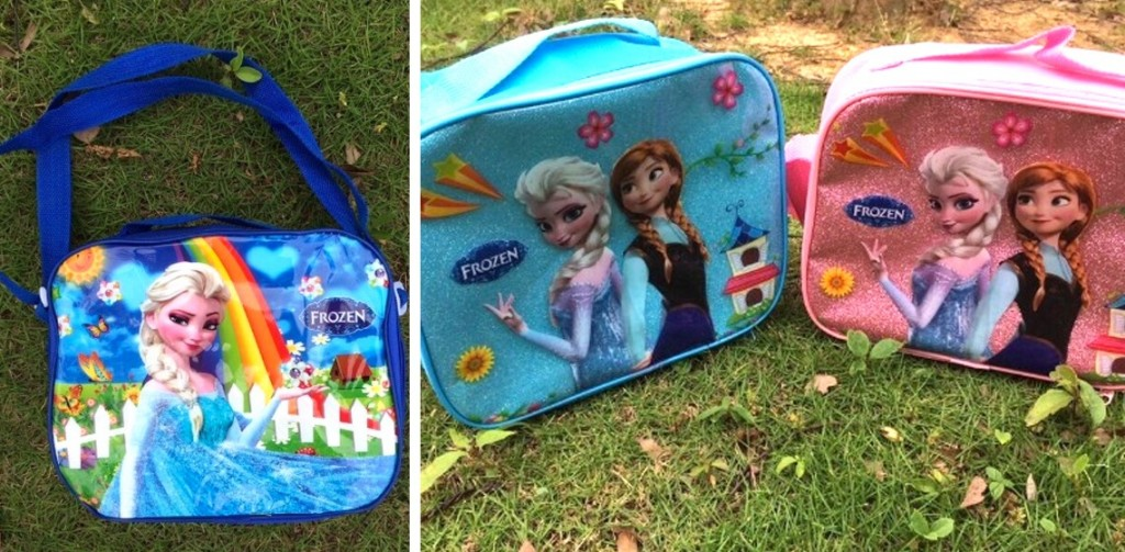 frozen character lunch boxes