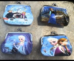 frozen coin purses 4 options