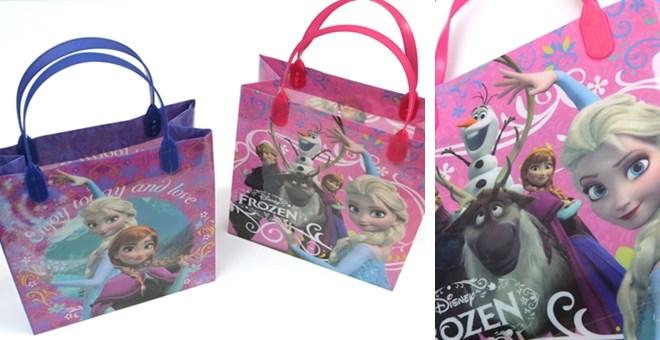 frozen tote bags