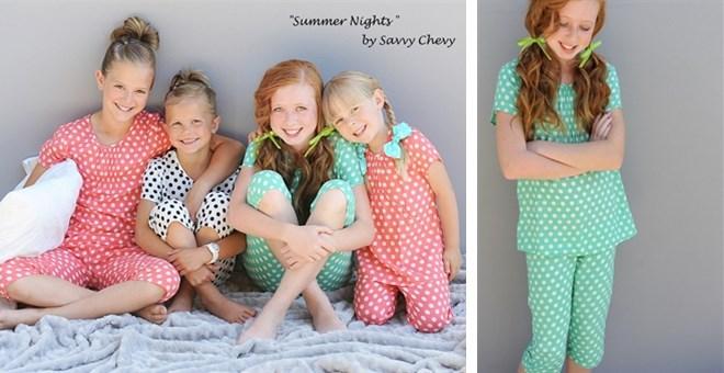 Polka Dot Girls Pajamas for $9.99! (3 Colors, Sizes 5-12) – Utah ...