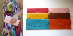 soft leather fashion wallet