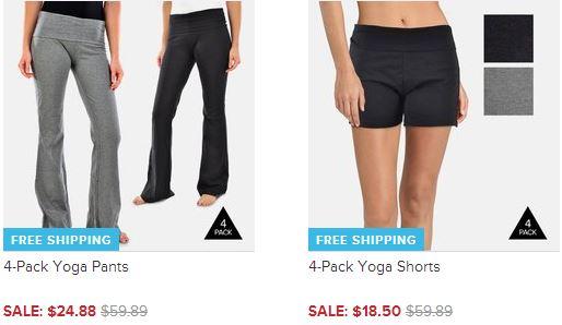 yoga pants yoga shorts tanga deal