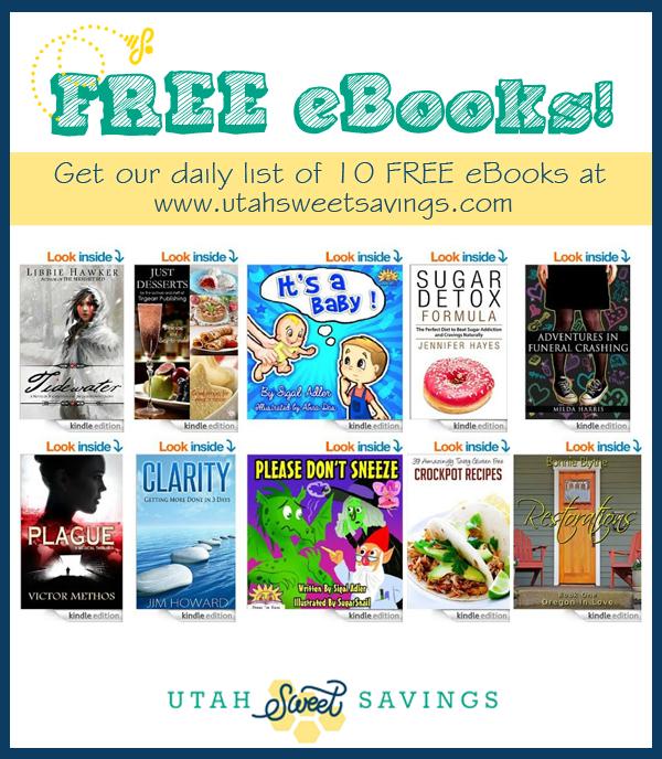10 free ebooks6 10 FREE eBooks! Sugar Detox Formula, Its A Baby!, Clarity, MORE!