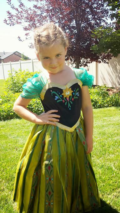 Anna Corination Dress