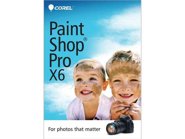 Corel Pain Shop Pro