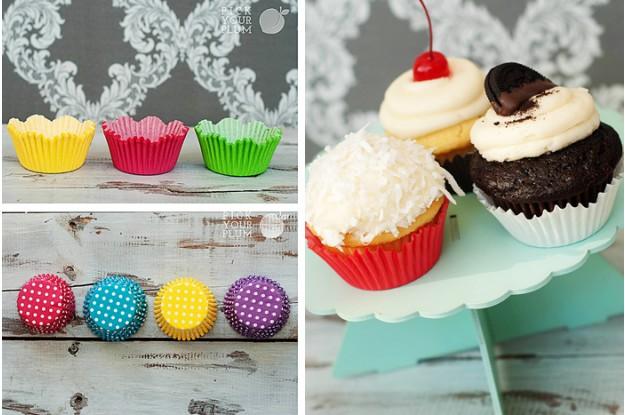 Cupcake Liners Super Cute Cupcake Liners $0.99 (Reg $5.99)