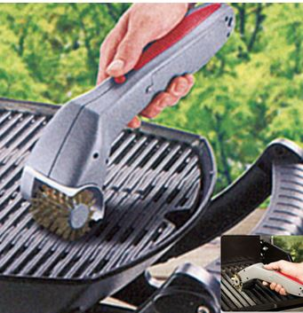 Electric Grill Cleaning Brush