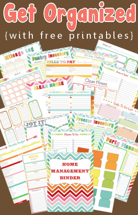 Ultimate life planning system from DIY Home Sweet Home