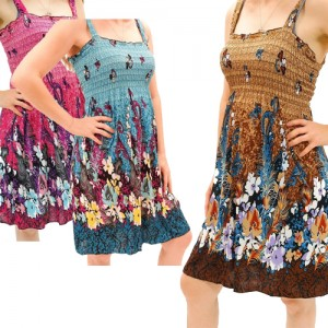 Floral Print Sundresses Floral Print Sundresses $3.75 each!  Free Shipping!  *New* Sizes M XXL