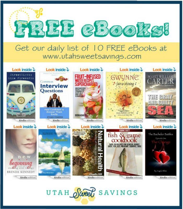 Free eBooks Aug 5