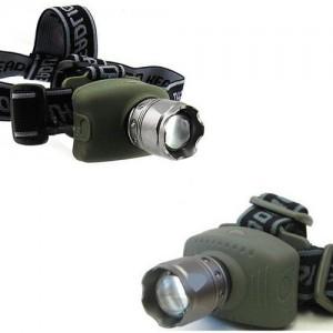 High Intensity Adjustable Beam Headlamp