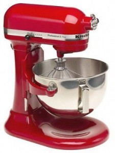 Kitchenaid Pro Plus KV25G0X Professional 5-Qt Stand Mixer 5 Colors