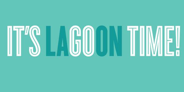 Lagoon banner