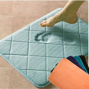 Luxury Memory Foam Bath Mat