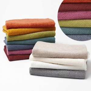 Northpoint Jacquard Textured Cotton Bath Towels