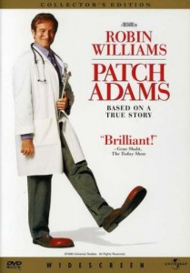Patch Adams 209x300 Robin Williams Movies   Starting at $5.00   *By Request*