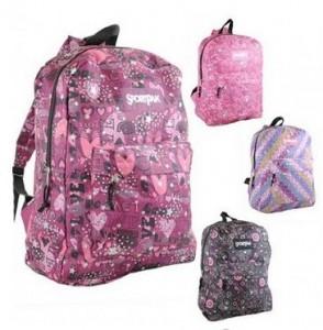 Sportpak Glitter Graphic Backpacks