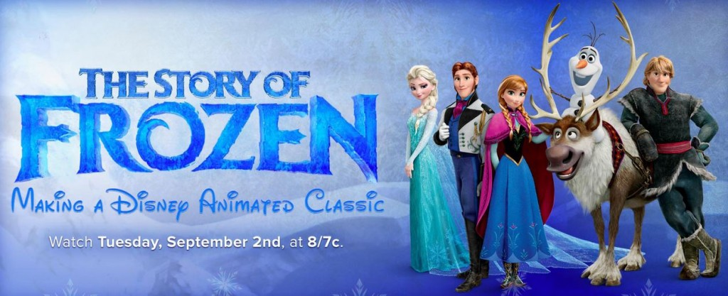The Story of Frozen Making a Disney Animated Classic