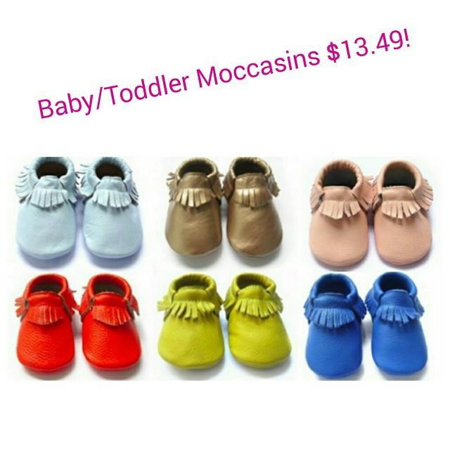 Toddler Mocs