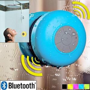 Waterproof Bluetooth Shower Speaker & Hands Free Speakerphone