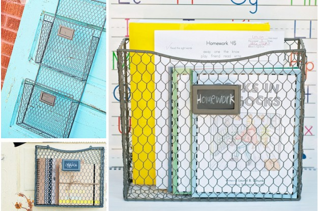 Wire Letter Boxes