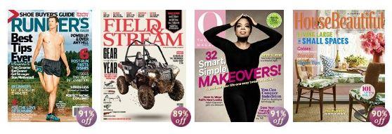 amazon $5 magazine sale