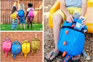dinosaur backpacks 300x199 SUPER CUTE Dinosaur Backpacks for $13.99!
