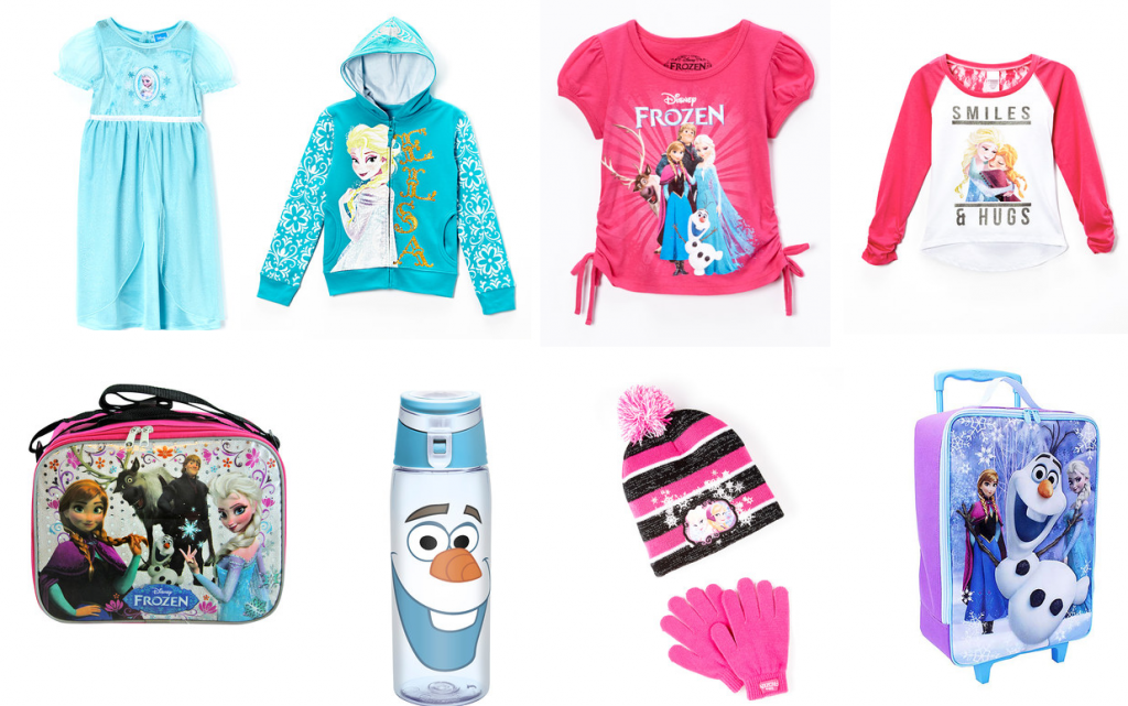 frozen zulily sale 2