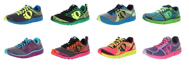 pearl izumi running shoes amazon deal